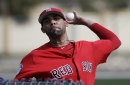 David Price to face live batters for the first time in rehab on Saturday
