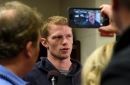 Wild's Eric Staal knows concussion 'could have been worse'