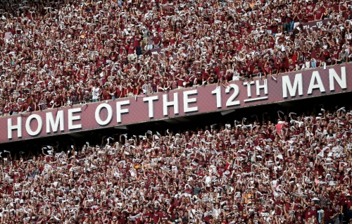 Texas A&M's Kyle Field in the running to host Manchester City-Man United soccer match