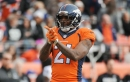 Aqib Talib's reaction to no suspension, C.J. Anderson nearing 100 percent, Vance Joseph talks McCaffrey, more