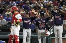 Twins 3, Rangers 2 : Twins come out on top