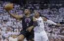 Shorthanded Clippers face Jazz team that is back at full strength for Game 5