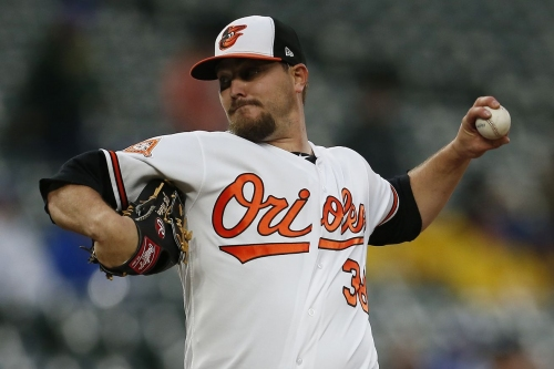 Orioles Blanked 2-0 by Five Rays Relievers