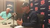 Auburn head coach Butch Thompson after 5-2 loss to Troy