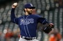 Rays 2, Orioles 0: Bullpen leads way on soggy day