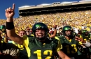 Who might be playing in Oregon's alumni flag football game?