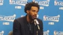 Mike Conley talks about forcing a Game 7