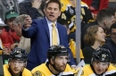 Bruins will bring back Bruce Cassidy as head coach