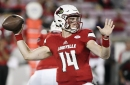 Louisville graduate transfer QB Kyle Bolin commits to Rutgers football