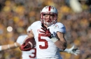 Report: Christian McCaffrey may be picked before No. 8