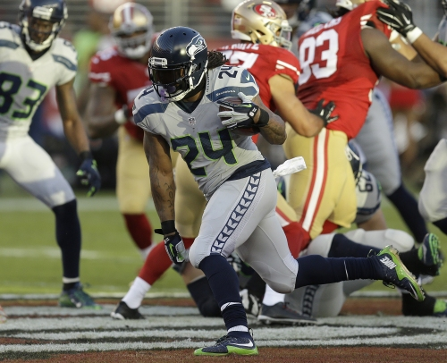 AP source: Raiders agree to deal with Marshawn Lynch The Associated Press