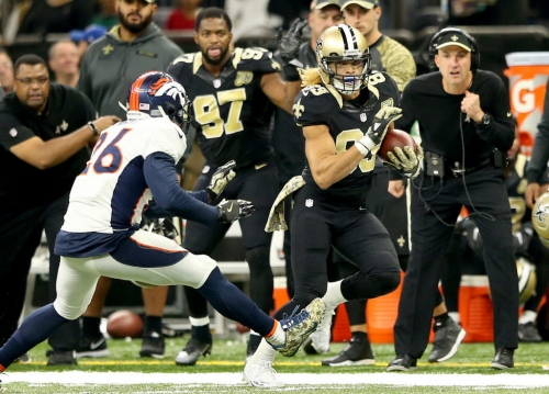 Saints' Mickey Loomis on signing Willie Snead to long-term contract: 'I don't foresee any issues