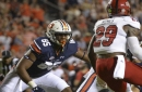 Auburn's Jalen Harris 'growing' in role as attached tight end