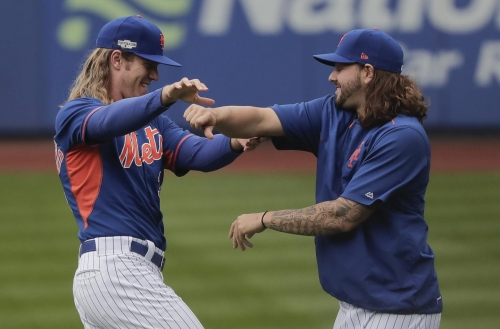 Robert Gsellman, not Syndergaard, starting for Mets on Wednesday