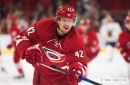 About Last Season: Joakim Nordstrom Performance Review and Grade