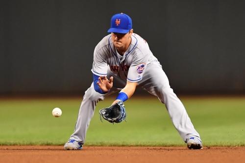 Mets call up infielder Matt Reynolds, demote Sean Gilmartin
