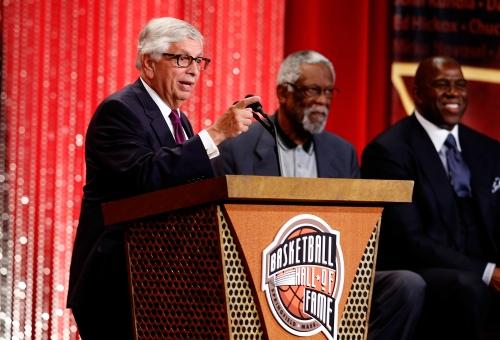 Commissioner Emeritus David Stern shames Nets for resting starters in final game