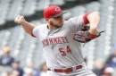 Reds get swept in Milwaukee….oh young pitching