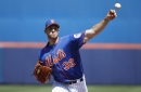 Steven Matz and Seth Lugo are making progress