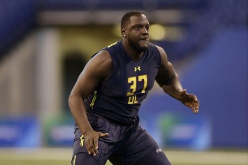 Dearth of offensive linemen in draft creates dilemma The Associated Press