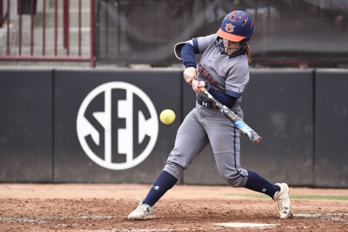 No. 9 Auburn softball vs. Alabama State live updates, analysis