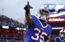 Fantasy Football 2017: Mike Gillislee Joins Crowded Patriots Backfield