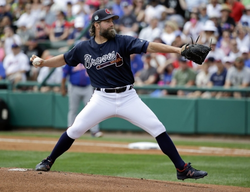 Now the enemy, R.A. Dickey still holds Mets years close to heart