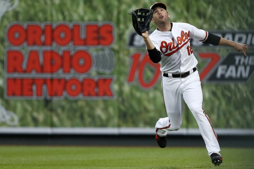 Seth Smith hits Little League home run for the Orioles