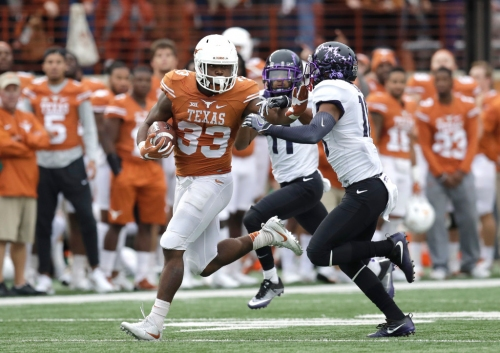 If Joe Mixon is drafted before D'Onta Foreman, it'll say a lot about the NFL's mindset