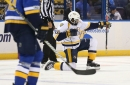 Nashville Predators beat St. Louis Blues in Game 1 of second-round series