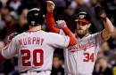Washington Nationals take eighth of last nine on road trip with 11-4 win over the Colorado Rockies...