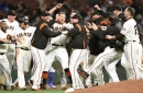 Giants come from behind with homers from Christian Arroyo, Michael Morse