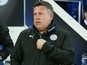 Craig Shakespeare: 'Leicester City are dejected'