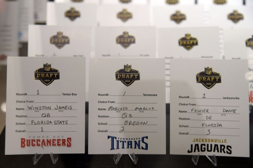 Daily Bucs Links: Draft day!