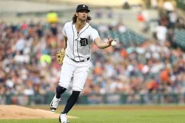 Daniel Norris struggles in Tigers' loss: 'I thought I was past this'