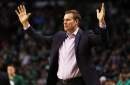 Bulls' Fred Hoiberg walks out of presser following question about Isaiah Thomas