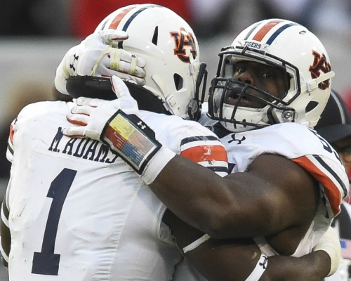 Who will be the first Auburn player picked in the 2017 NFL draft?