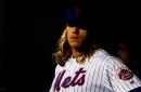 Mets' Noah Syndergaard has biceps tendinitis, out Thursday