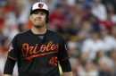 Orioles slugger Trumbo isn't hitting the mark