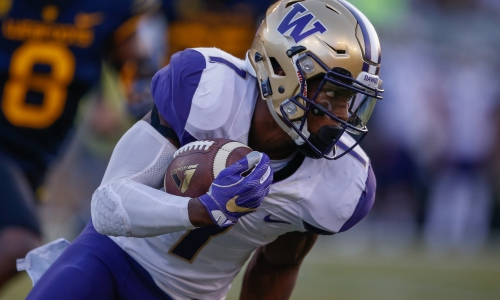 Washington WR John Ross goes to Falcons in final Todd McShay mock