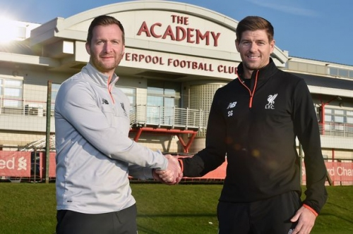 Inglethorpe backs Steven Gerrard to flourish in new role at Liverpool