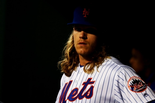 Noah Syndergaard scratched from Thursday's Mets start