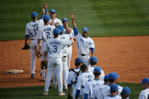 Kentucky baseball continuing success
