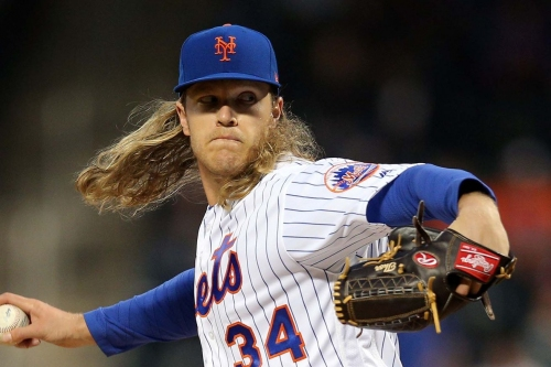 Mets scratch Syndergaard from start due to 'tired arm'