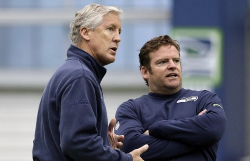 A mock draft like no other. Ranking the Seahawks draft picks in the Pete Carroll-John Schneider era.