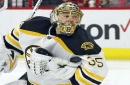 Bruins will prioritize evaluation of backup goalie this offseason
