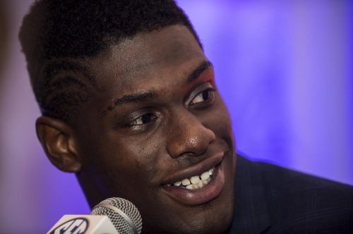 Carl Lawson thinks he's a 1st round pick; ESPN's Mel Kiper disagrees