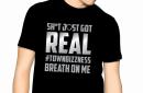 'Sh*t just got REAL' in Oakland: Wear it