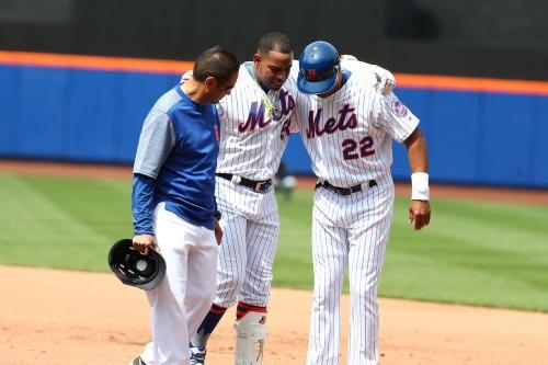 Final Score: Braves 7, Mets 5—Fetal position
