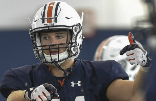 Lawyers claim grand jury declined to prosecute former Auburn football player Landon Rice on 'any charge'